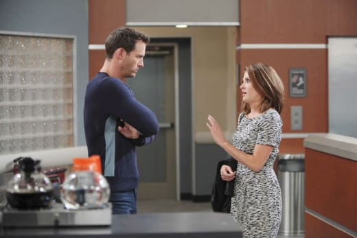 At the Hospital - Days of Our Lives