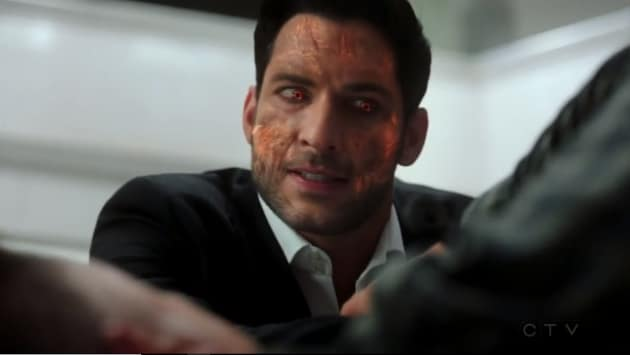 Lucifer Cracks Season 3 Episode 24