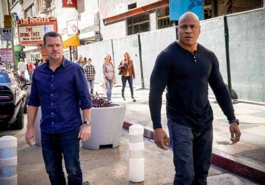 Find theTarget - NCIS: Los Angeles Season 10 Episode 14