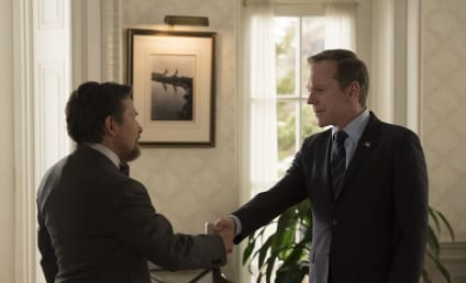 Designated Survivor Season 2 Episode 18 Review: Kirkman Agonistes