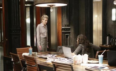 Liz Visits OPA - Scandal Season 4 Episode 11