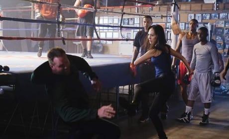 The Bigger the Opponent - Castle Season 7 Episode 17