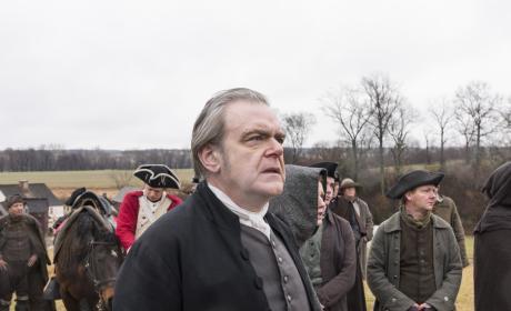 Judge Woodhull - Turn: Washington's Spies Season 3 Episode 10