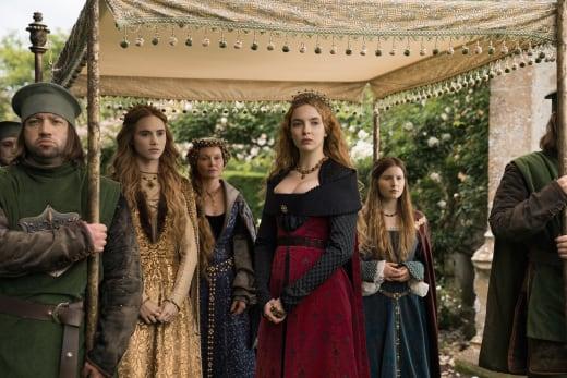 The Marriage Tent - The White Princess Season 1 Episode 1