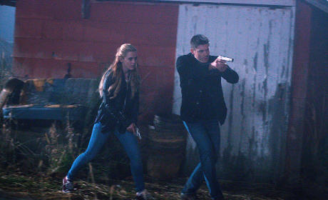 Dean and Claire - Supernatural Season 10 Episode 20