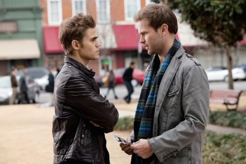 Alaric and Stefan