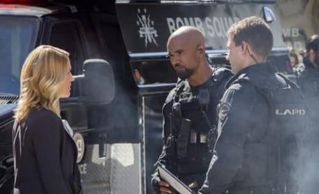 FBI's Bias - S.W.A.T. Season 1 Episode 4