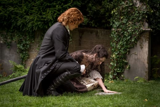 Goodbye Faith - Outlander Season 2 Episode 7