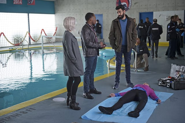 Overdressed  - iZombie Season 2 Episode 17