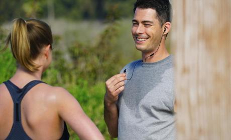 On the Run - Revenge Season 4 Episode 15