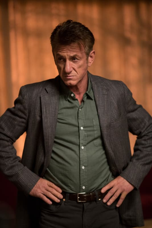 Sean Penn as Tom Haggerty - The First