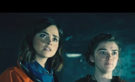 """Doctor Who Promo - """"The Girl Who Died"""""""