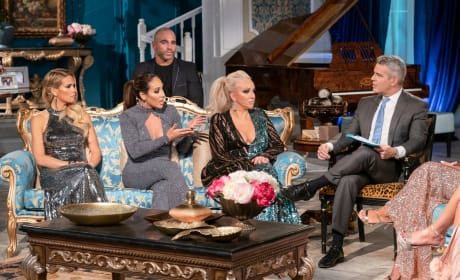 Joe Gorga Joins the Reunion - The Real Housewives of New Jersey