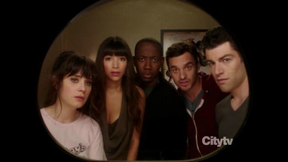 Hanksgiving, New Girl