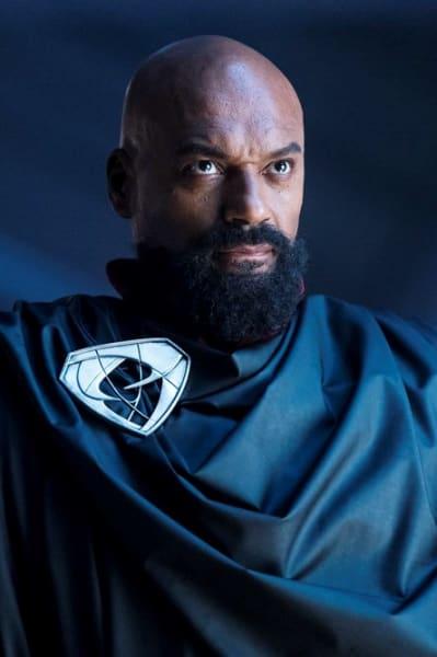 Dru-Zod in Control - Krypton