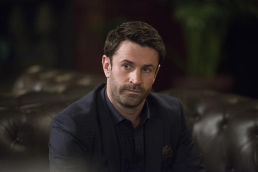 Mick listens carefully - Supernatural Season 12 Episode 16