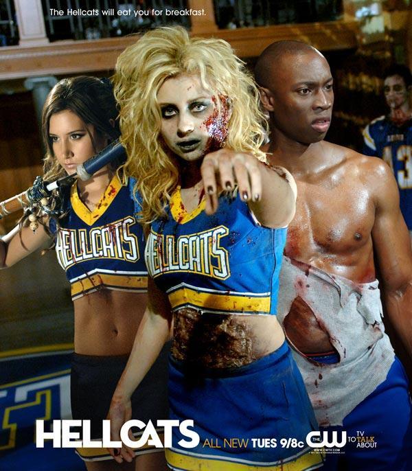 Hellcats Return Poster