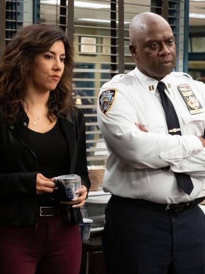 Laid Back  - Brooklyn Nine-Nine Season 6 Episode 11