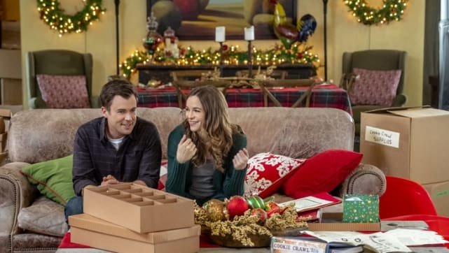 Christmas Joy - Hallmark Channel (Nov 20)