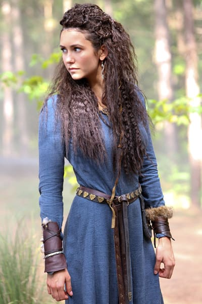 Nina as Tatia
