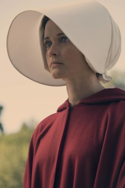 Ofglen in Uniform - The Handmaid's Tale