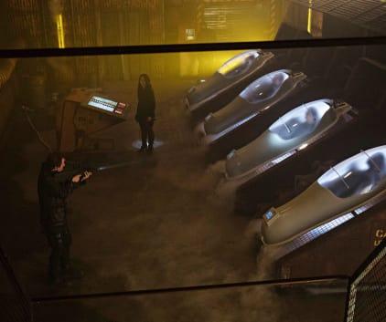 A Suspicious Facility - Dark Matter