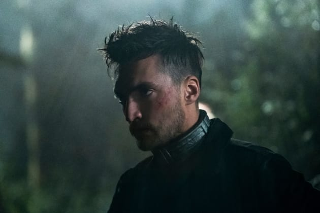 Murphy in Danger - The 100 Season 5 Episode 5