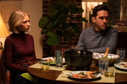 Sceming Teachers - Gossip Girl (2021) Season 1 Episode 3