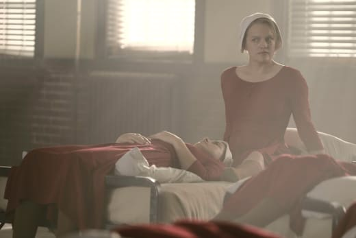Ceremonial Training Day - The Handmaid's Tale Season 1 Episode 4