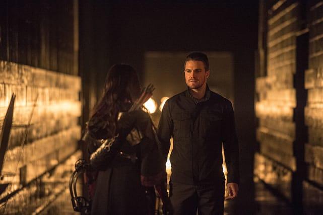 Nyssa Returns - Arrow Season 3 Episode 9