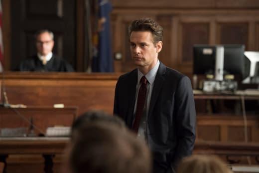 ADA Chris Hodges (Tall) - Law & Order: SVU Season 20 Episode 8