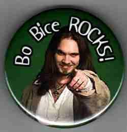 Bo Bice Rocks, But is Ill