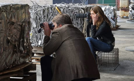 Where Are Castle and Beckett? Season 8 Episode 22
