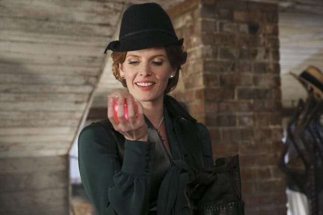 Zelena, Once Upon a Time