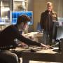 Leaving Again? - The Flash Season 2 Episode 7