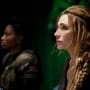 Niylah and Indra - The 100 Season 5 Episode 11