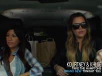 Kourtney & Khloe Take the Hamptons Season 1 Episode 9