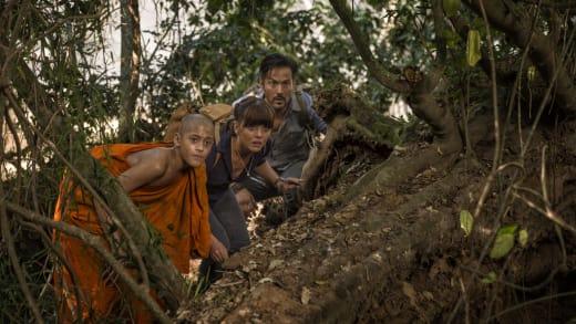 Hooten and Lady Alex Meet Jian - Hooten and The Lady Season 1 Episode 7