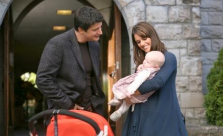 Andi, Tony and the Baby