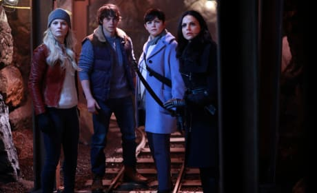 Mary Margaret's Friend - Once Upon a Time