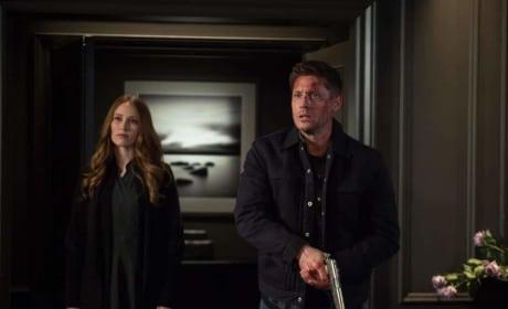 Dean And Jessica - Supernatural Season 13 Episode 19