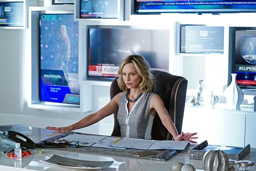 Calista Flockhart - Supergirl
