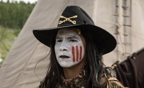 Comanche Village - Hell on Wheels
