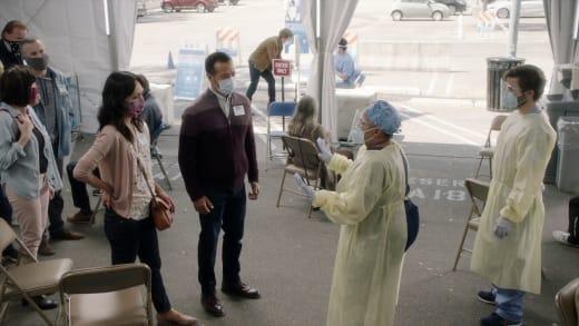 GSM Takes on Coronavirus  - Grey's Anatomy Season 17 Episode 1
