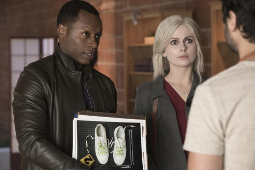 The Zen Approach - iZombie
