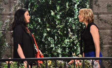 Chloe Begs Nicole For Help - Days of Our Lives