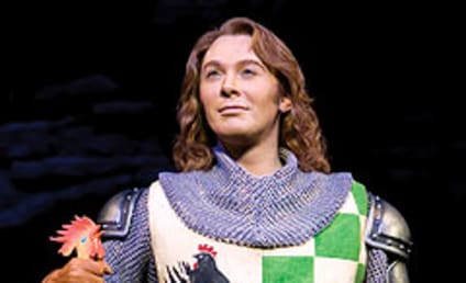 Clay Aiken: Returning to Spamalot