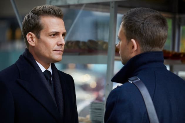 Meeting Up - Suits