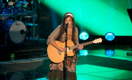 Naia Kete's Blind Audition