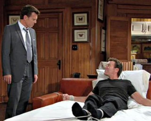 Jack Abbott and Fake Jack - The Young and the Restless
